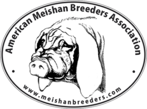 Logo American meishan Breeders Association